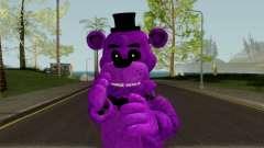 FNaF Purple Freddy para GTA San Andreas