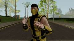 Klassic Scorpion MKXM para GTA San Andreas