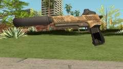 Pistol from Fortnite para GTA San Andreas
