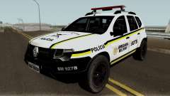 Renault Duster Brasilian Police para GTA San Andreas