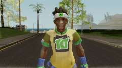 Lucio From Overwatch para GTA San Andreas