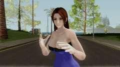 Mai Shiranui (Slutty Dress) From DOA5LR para GTA San Andreas