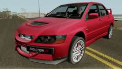 Mitsubishi Lancer Evolution IX Stock HQ para GTA San Andreas