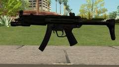 MP5 Black para GTA San Andreas