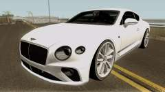 Bentley Continental GT First Edition 2018 para GTA San Andreas
