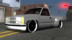 Chevrolet Silverado Low Rider para GTA San Andreas