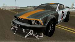 Ford Mustang Hot Wheels 2005 para GTA San Andreas