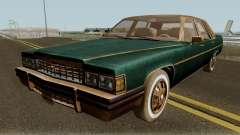 Cadillac Fleetwood Beaten 1985 v1 para GTA San Andreas
