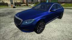 Mercedes-Benz S500 W222 Sedan para GTA San Andreas