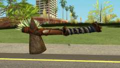 DLC After Hours : Stone Hatchet para GTA San Andreas