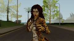 Cheetah From DC Unchained para GTA San Andreas