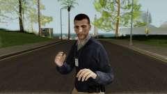 IAA AGENT GTA V para GTA San Andreas