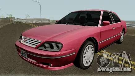 Ford Taurus Sedan 2003 para GTA San Andreas