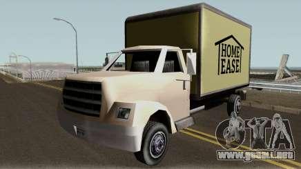 New Yankee para GTA San Andreas