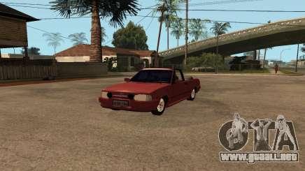 Ford Escort XR3 1992 Cabriolet para GTA San Andreas