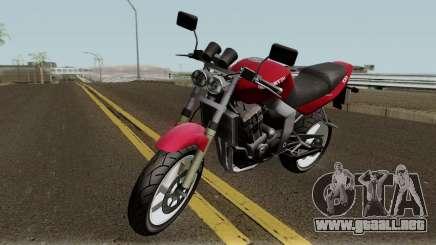 Shitzu PCJ600 GTA V para GTA San Andreas