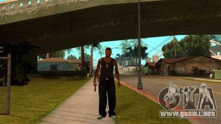 Parte 3 De La Alianza De La Familia para GTA San Andreas