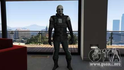 Half Life 2 Metro Cop para GTA 5