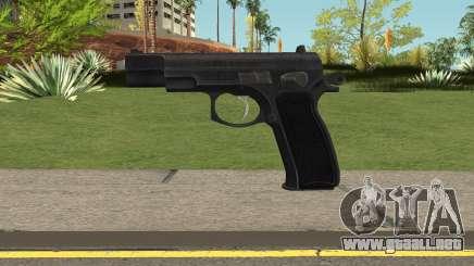 CZ85 Pistol para GTA San Andreas
