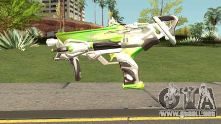 Sombra Tulum Weapon para GTA San Andreas