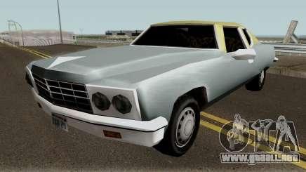 New Voodoo para GTA San Andreas