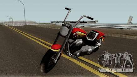 New Freeway IVF para GTA San Andreas