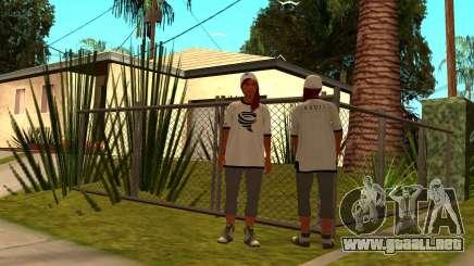 Parte 2 de la Alianza de las Familias para GTA San Andreas