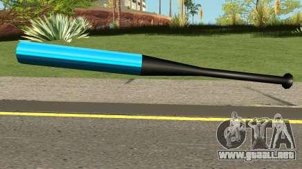 Baseball Bat Blue para GTA San Andreas