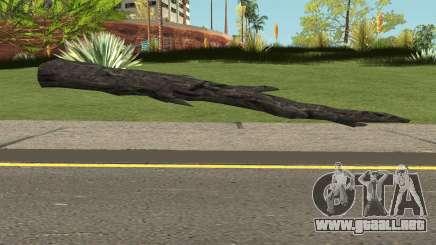 Inferno Scorpion Weapon para GTA San Andreas