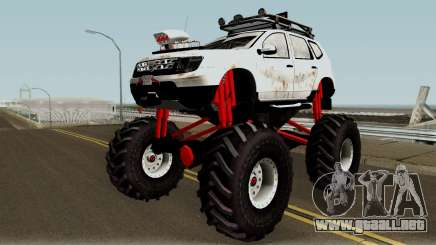 Dacia Monster Duster para GTA San Andreas