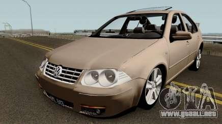 Volkswagen Bora 2014 para GTA San Andreas