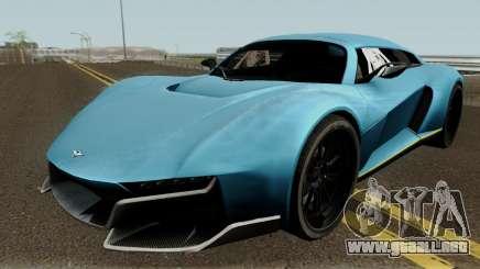 Rezvani Beast Alpha para GTA San Andreas