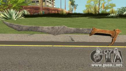 Injustice Scorpion Weapon para GTA San Andreas