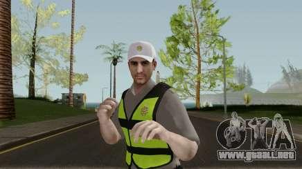Skin Brigada Militar para GTA San Andreas