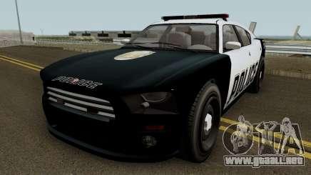 Police Buffalo GTA 5 para GTA San Andreas