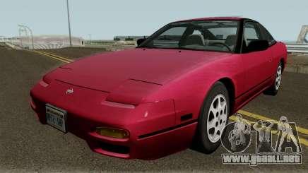 Nissan 240SX SE Fastback (S13) 1991 para GTA San Andreas