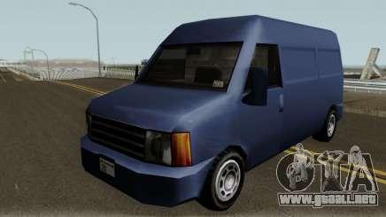 New Rumpo para GTA San Andreas