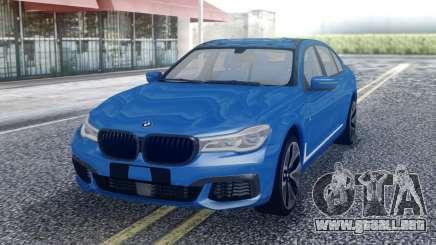 BMW M760Li para GTA San Andreas