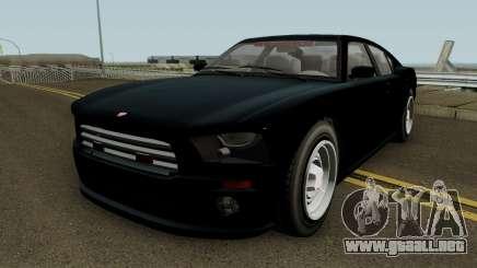 FIB Buffalo GTA 5 para GTA San Andreas