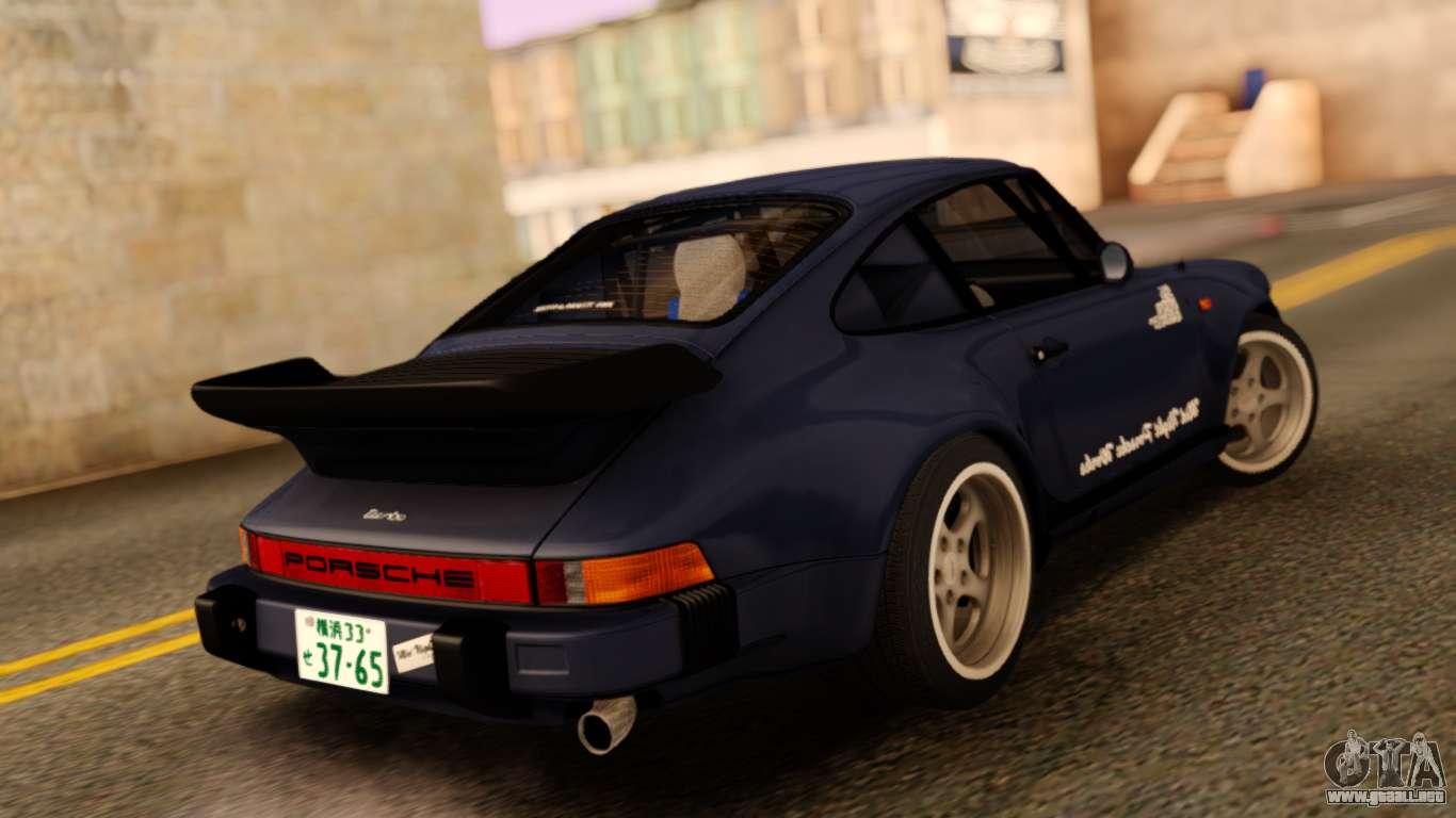 Porsche 964 Para Gta San Andreas