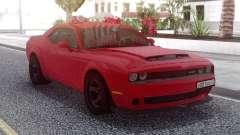 Dodge Demon para GTA San Andreas