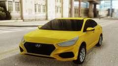 Hyundai Solaris Standard para GTA San Andreas