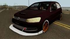 Volkswagen Gol Turbo de Martin Gallego