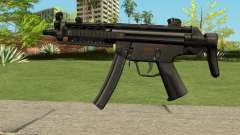 MP5 HQ (With HD Original Icon) para GTA San Andreas