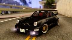 Porsche 964 Mid Night para GTA San Andreas