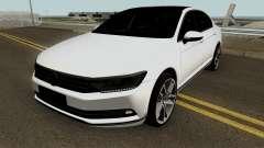 MEY Volkswagen Sedán B8 Construcción (Izmir auto) para GTA San Andreas