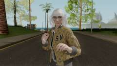 After Hours DLC Female HQ para GTA San Andreas