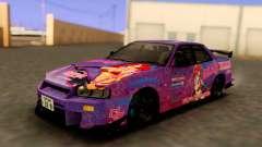 Nissan Skyline HR34