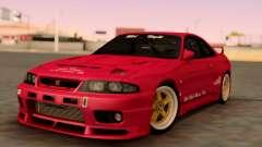 Nissan Skyline GT-R BCNR33 para GTA San Andreas