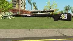 Sniper Rifle DrugWar para GTA San Andreas
